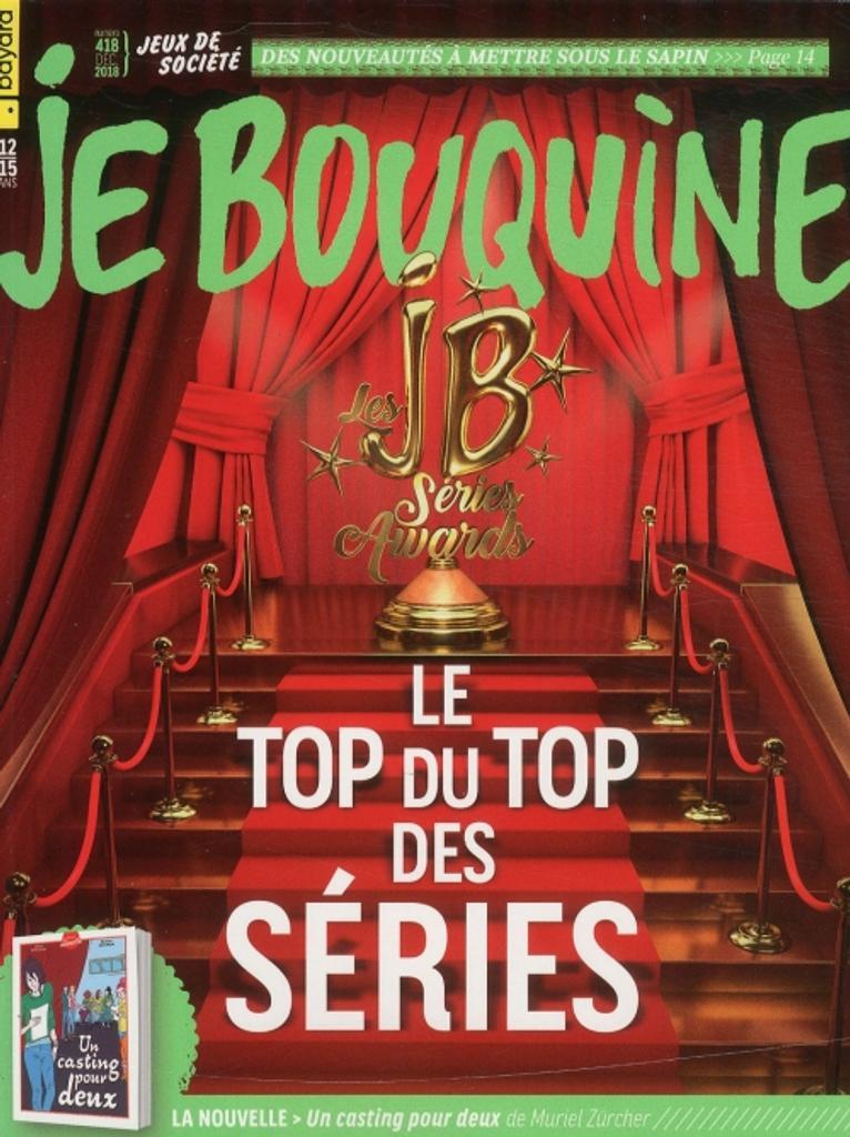 Je bouquine / Alain Cordier   Besombes, Anne-Marie de