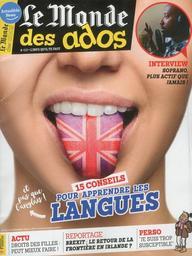 Le monde des ados / Jean-Martial Lefranc |