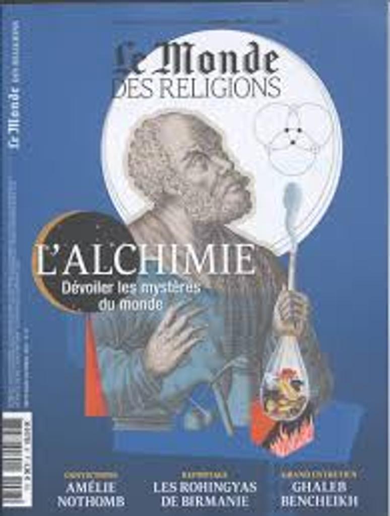 Le Monde des religions. 97, Septembre 2019 |