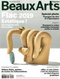Beaux arts magazine. 425, Novembre 2019 |