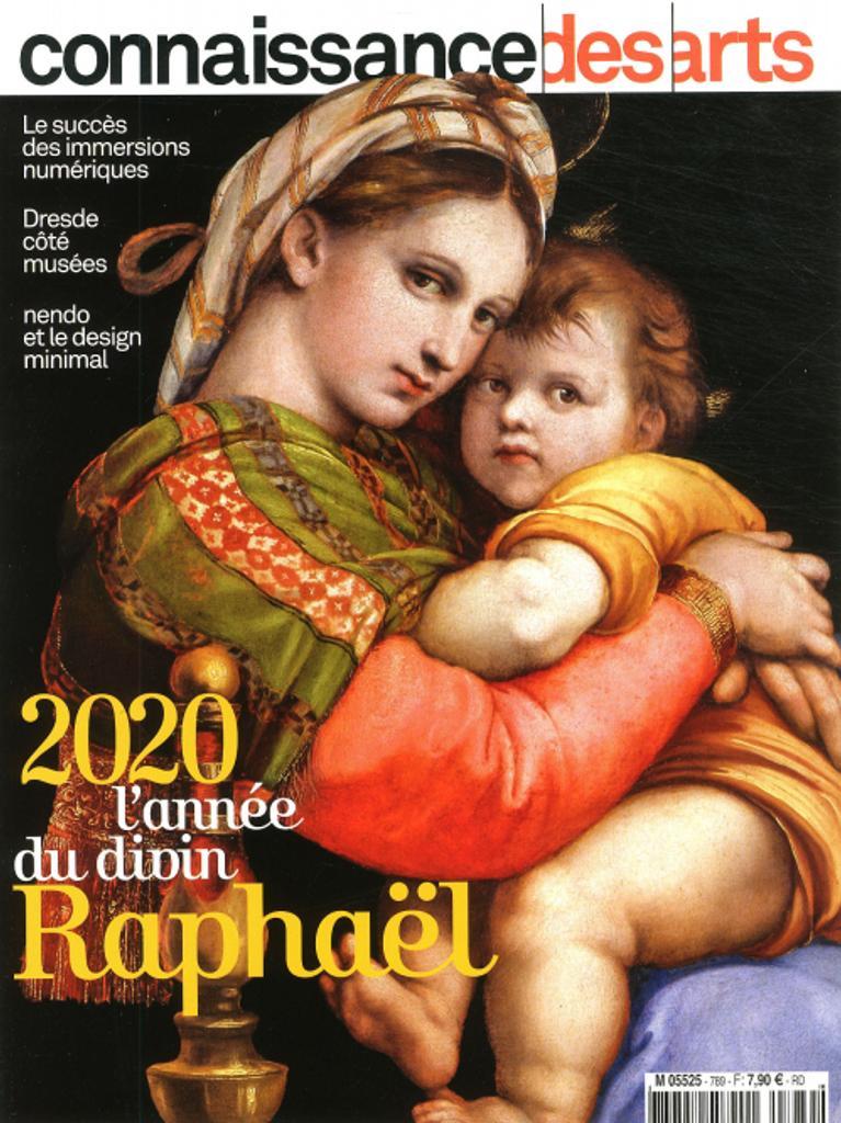 Connaissance des arts. 789, Février 2020 |