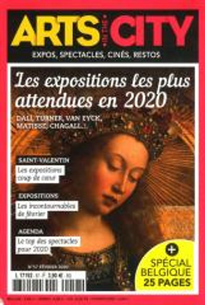 Arts in the city (anciennement Expo in the city). 57, Février 2020 |